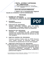 Avance Perfil Proyecto Difusion Foro