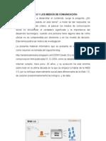 WEB 2.0 Y LOS MEDIOS DE COMUNICACIÓN