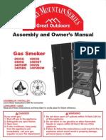 Smoker Manual