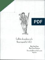 Conflicto de poderes en Roma.pdf