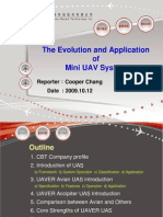 The Evolution and Application of UAVER Mini UAS