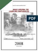 GLUCOLISIS Y CICLO DE KREBS
