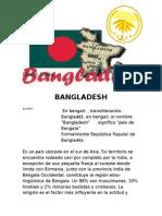 Gastronomía de Bangladesh