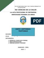 Lenguaje Monografia Upla Enfermeric