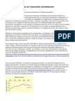 Inflacion monetaria en venezuela actualmente