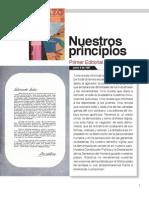Codigo Etica Principios Vistazo