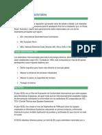 Normas Internacionales para motores electricos asociadas al funcionamiento y mantenimiento
