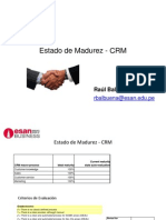 Estado de Madurez CRM