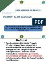 4c. Model Pembelajaran Project Based Learning