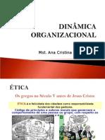 Aula 05 - Dinâmica Organizacional