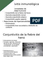 conjuntivitis (inmuno)