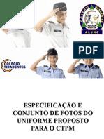 CTPM - Novo Uniforme