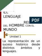Libro 02 El Lenguaje en Relación Del Hombre Con El Mundo