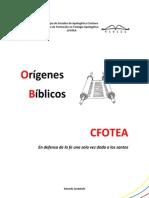OrigenesBiblicos