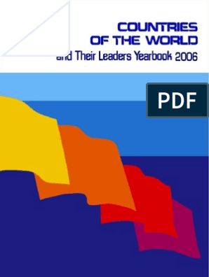Countries of the World and Their Leaders Yearbook 2006