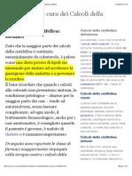 Calcoli Della Cistifellea Farmaci