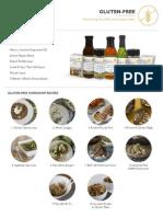 SHW- Gluten-Free- Bundle List and Recipe Titles
