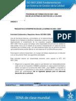 Actividad_Unidad 3_Requisitos e Interpretacion de La Norma ISO 90012008_2