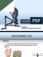 Mini Referat Osteomielitis Akut