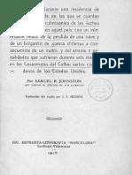 José Toribio Medina - Cartas de Un Tipográfo Yanqui