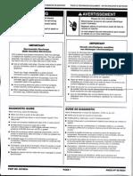Whirlpool Duet Sport Gas Dryer Manual