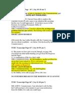 Dyson Heydon Timeline