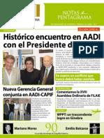 Asociacion Argentina Interpretes, Boletín Oficial nro 7