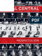 Royal Central 2014 Prospectus