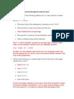 sample final exam c++