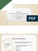 PBL Presentation - Health awareness