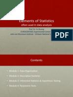 Statistics Concepts