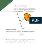 Area Moment of inertia.doc