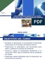 Actualizacion y Habilidades Del Auditor Mayo 2013 Sercal Group Ok