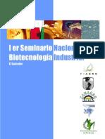 Nacional de Biotecnología Industrial