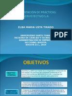 Diagnostico administrativo a un contact center en las zonas de gestión, operación y transferencia