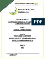 Control de velocidad de motores de corriente alterna.pdf