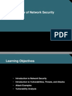Chapter 1 Overview of Network Security 2