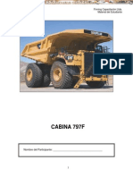 Manual Cabina Camion Minero Obras 797f Caterpillar