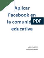 Aplicacion Facebook Enseñanza