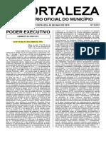 Pgrs - Lei Municipal (Fortaleza) Nº 10340 - 08.05.2015