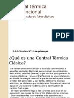 Central Térmica Convencional PRESENTACION FINAL
