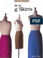 Easy Guide to Sewing Skirts