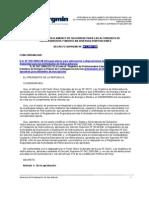 DS 043-2007-EM Reglamento de Seguridad en las Actividades de Hidrocarburos