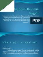 Distribusi Binomial Negatif Tugas Statistik1