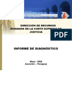 Diagnóstico Recursos Humanos