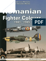 Romanian Fighter Colours 1941-1945