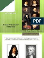Filosofía Moderna y Contemporánea 1
