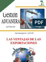 Las Ventajas de Las Exportaciones