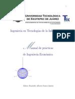 Manual Ingenieria Economica