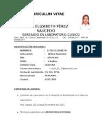 Currículum Vitae Leydi
